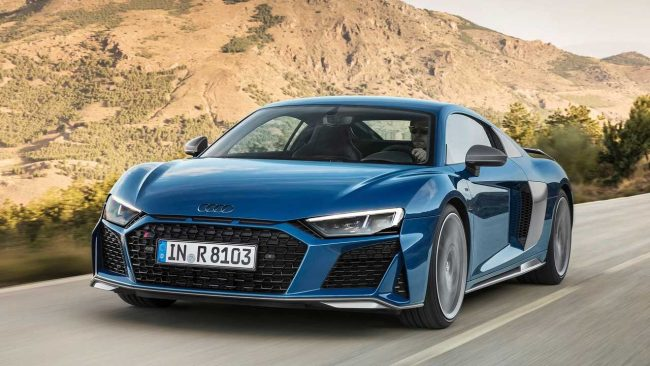 Vem aí o novo Audi R8
