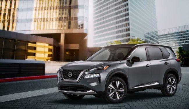 Nissan X-Trail 2021 é revelado e está previsto para o Brasil