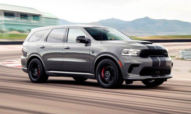 Dodge Durango SRT Hellcat 2021, o SUV mais potente do mundo