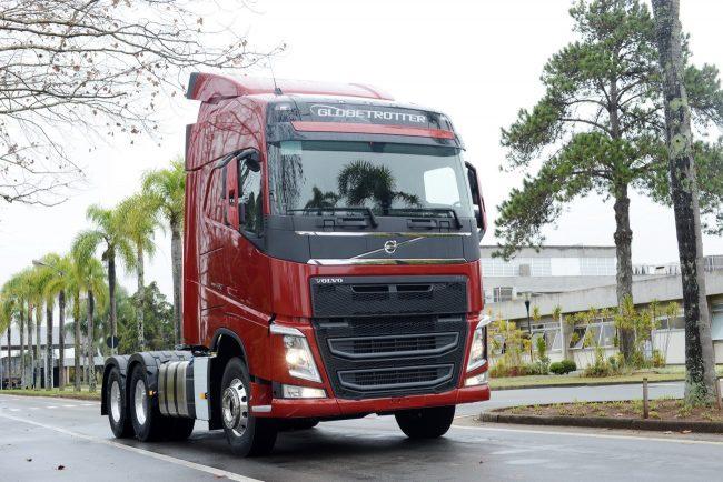 Volvo lança caminhão urbano VM City e linha 2021