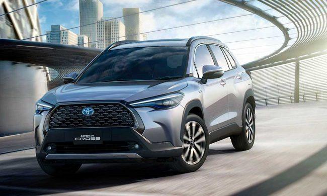 Toyota Corolla Cross é revelado e chega ao Brasil em 2021