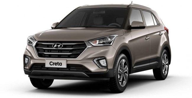 Hyundai Creta 2021 estreia versão Limited