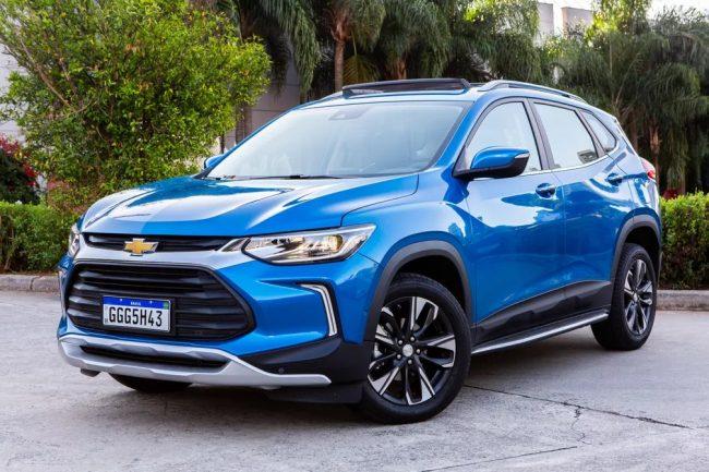 Chevrolet Tracker tem mudança nas versões e motor