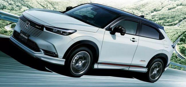 Novo Honda HR-V 2022 recebe preparação esportiva, mas só no visual