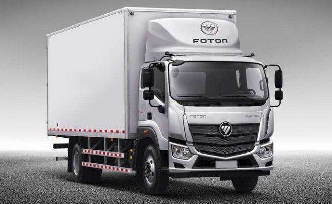 Foton confirma nova linha de caminhões semipesados no Brasil