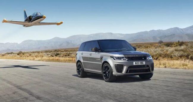 Land Rover traz ao Brasil SUV preparado com desempenho de superesportivo